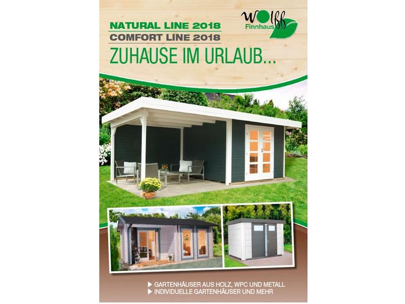 Wolff Finnhaus Garten Katalog