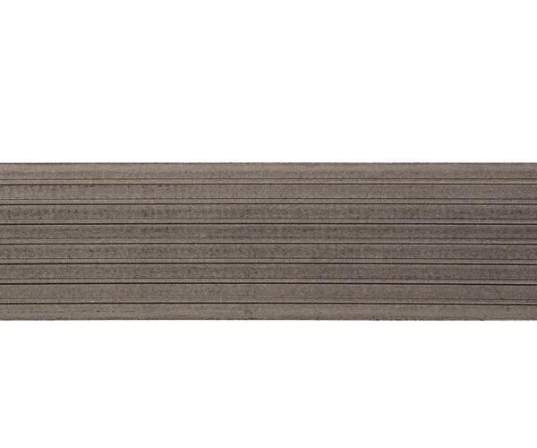 TraumGarten Abschlussleiste DreamDeck WPC Classic anthrazit - 8 x 1 x 200 cm