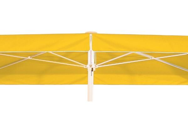 Best Großschirm Mallorca 300x300cm/8-tlg. weiß