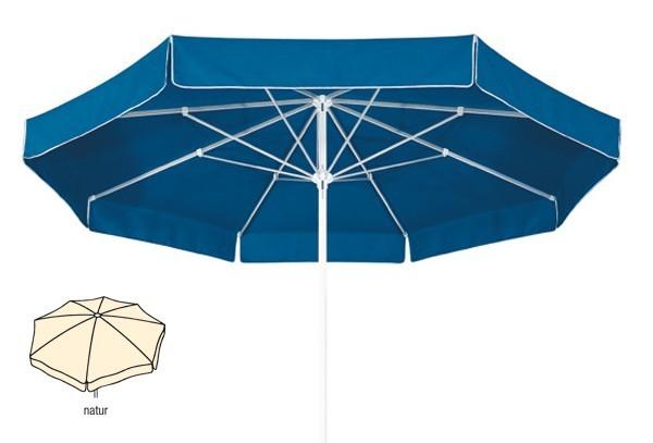 Best Großschirm Ibiza 400cm/8-tlg. natur