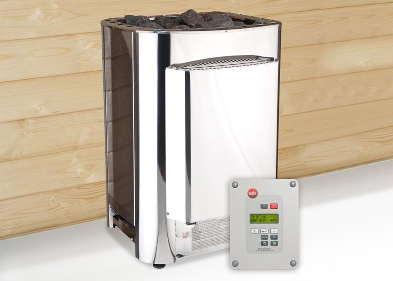 WEKA Zubehör Saunaofen-Profiset Ofenset 11,0 kW