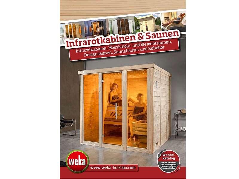 WEKA Sauna Katalog