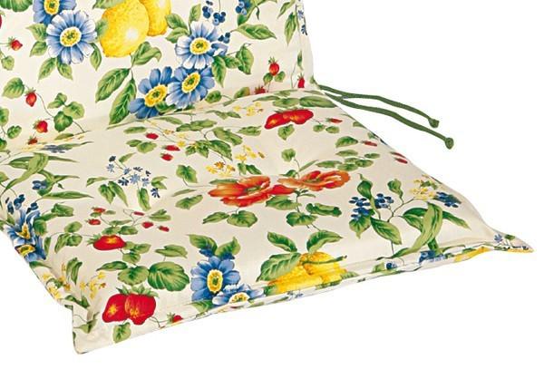 Best Zierkissen 40 x 40 x 12cm Dessin-Nr.: 0612 Farbe: gemustert