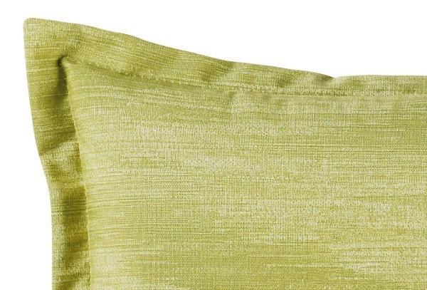 Best Zierkissen 40 x 40 x 12cm Dessin-Nr.: 1477 Farbe: grün