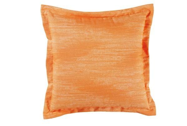 Best Zierkissen 40 x 40 x 12cm Dessin-Nr.: 1478 Farbe: orange