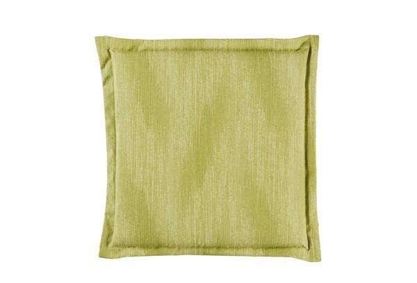 Best Sitzkissen mit Stehsaum 46 x 46 x 5cm Dessin-Nr.: 1477 Farbe: grün