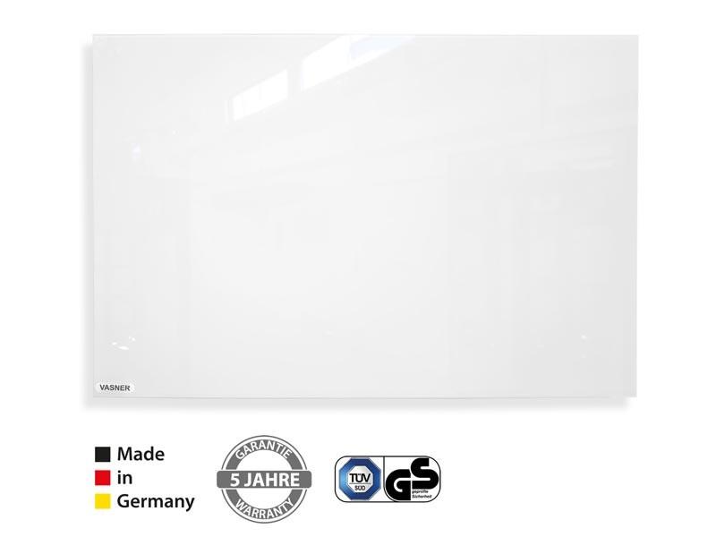 Vasner Infrarotheizung Zipris GR Glas 700 Watt