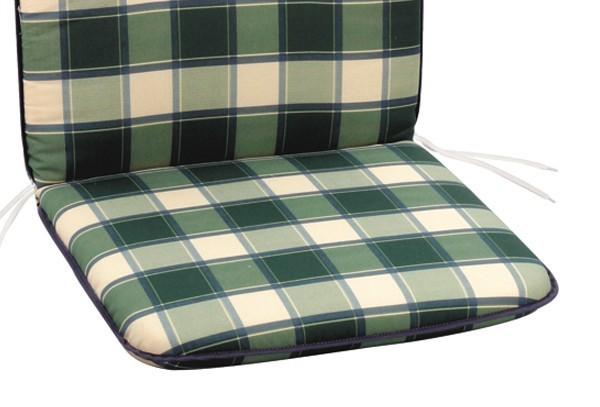 Best Monoblock Sitz 45 x 45 x 5cm Dessin Nr.: 0467 Farbe: gemustert