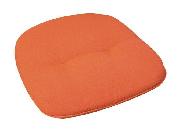 Best Monoblock Sitz 45 x 45 x 5cm Dessin Nr.: 1231 Farbe: orange
