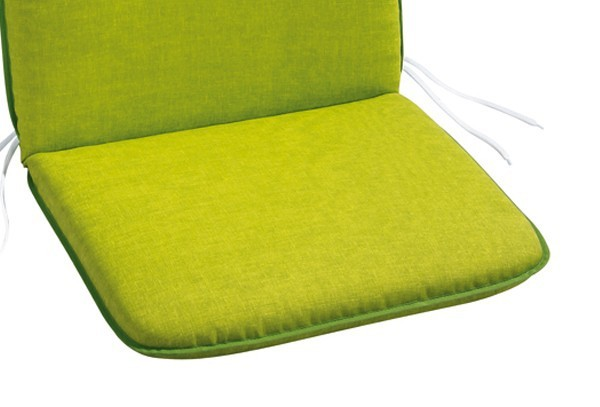 Best Monoblock Sitz 45 x 45 x 5cm Dessin Nr.: 1362 Farbe: grün