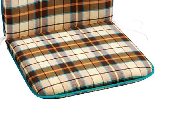 Best Monoblock Sitz 45 x 45 x 5cm Dessin Nr.: 1366 Farbe: gemustert