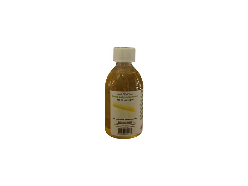 Sauna Zubehör Sauna-Aufgusskonz. 250 ml Lemongras