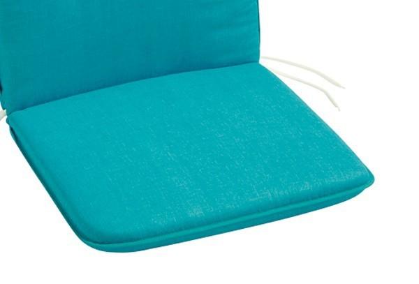 Best Monoblock nieder 84 x 45 x 5cm Dessin Nr.: 1360 Farbe: blau