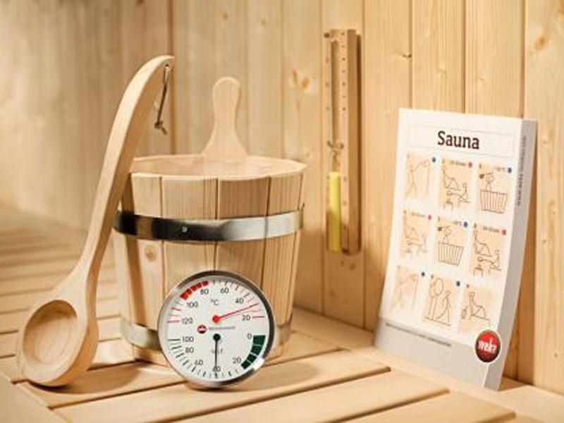 WEKA Sauna Premium-Zubehörset