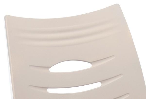 Kettler Stapelsessel Happy Farbe: weiß-sand