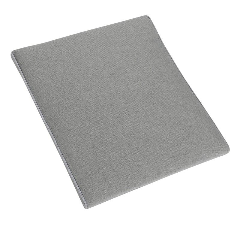 Best Polsterauflage für Lagos Stapelstuhl - Dessin 1820 betongrau