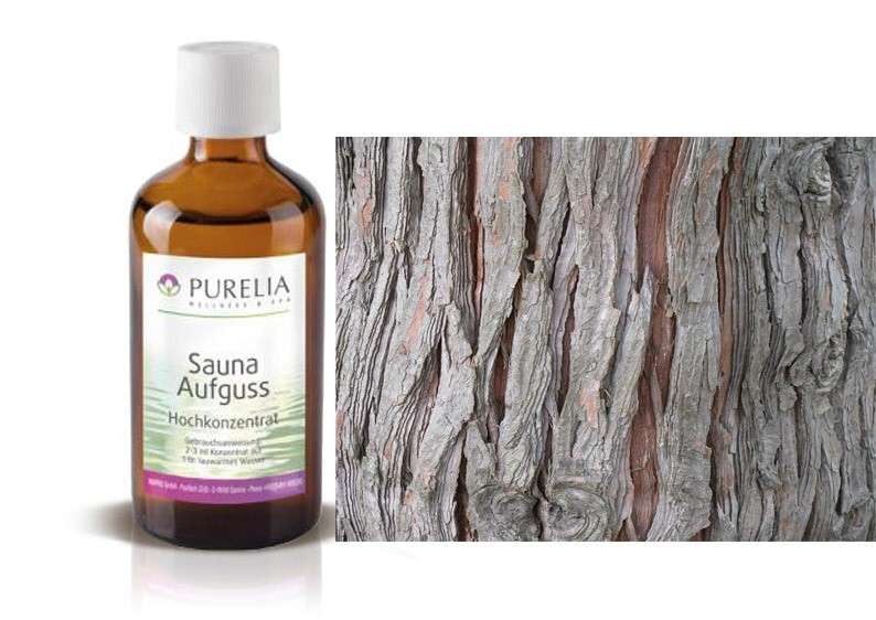 Purelia Aufgusskonzentrat Saunaduft 50 ml Cedernholz