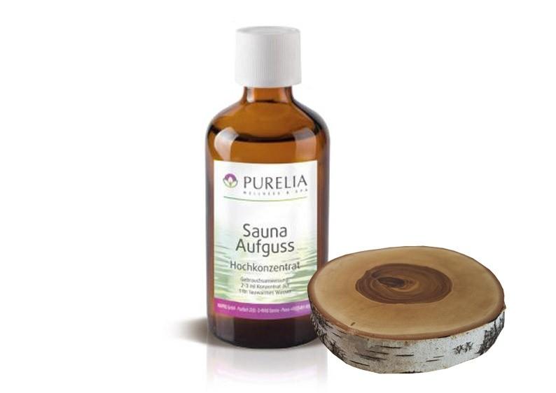 Purelia Aufgusskonzentrat Saunaduft 50 ml Finnische Birke