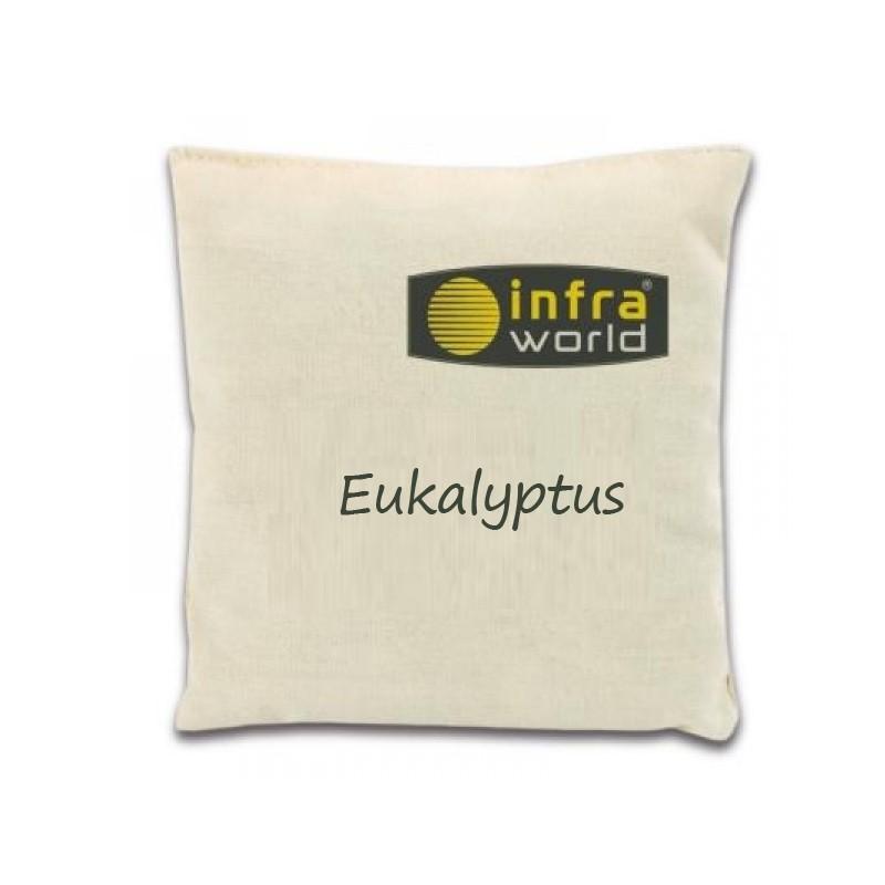 Duftkissen Eukaylptus - Infraworld Kräuterkissen für Bio-Sauna