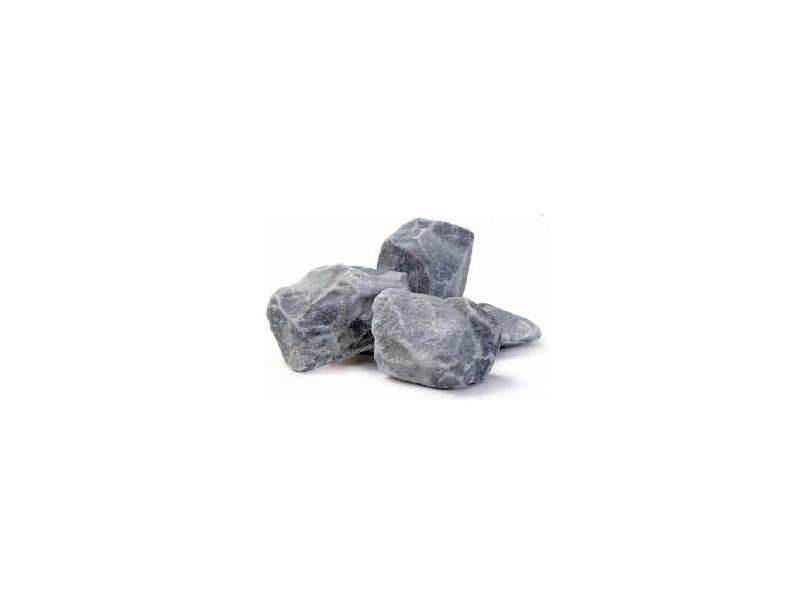 Gabionensteine ICE BLUE - hellgrau - 500 kg - Big Bag