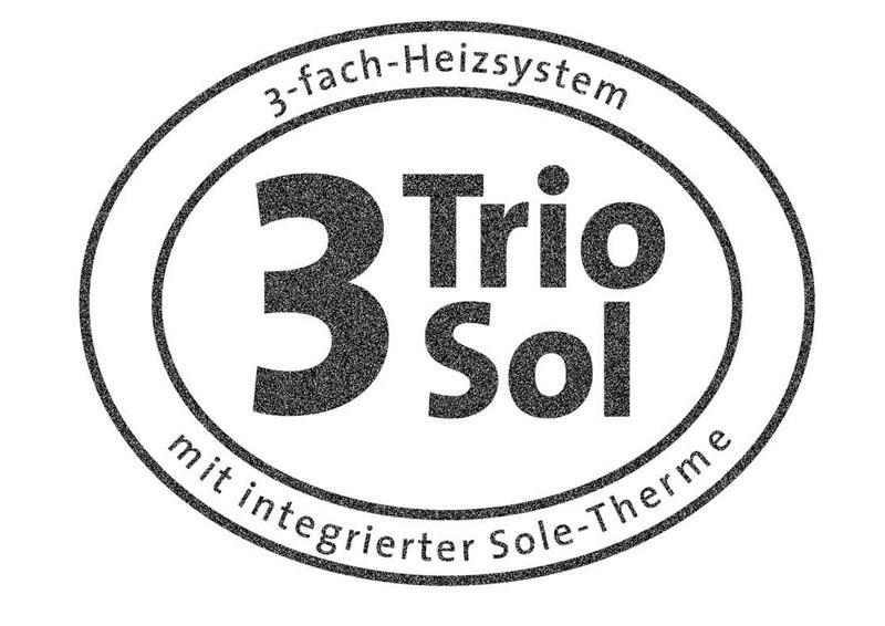 Infraworld Infrarotkabine TrioSol Unica 2 - Fichte - B: 179 x 128 cm