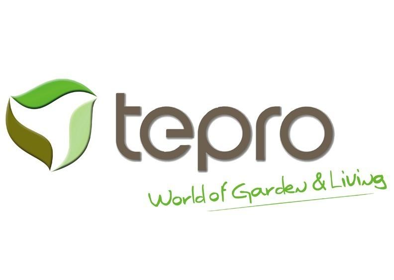 Tepro Metall Fahrradbox - anthrazit-weiß