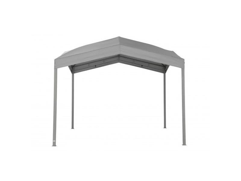 "Tepro Metall Garten Pavillon ""Marabo"" grau"
