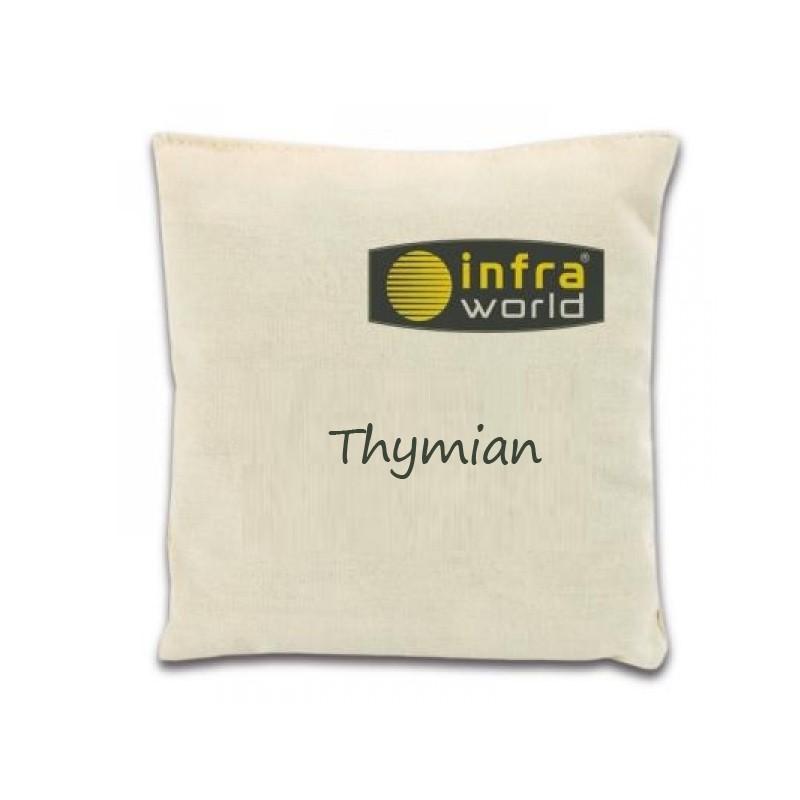 Duftkissen Thymian - Infraworld Kräuterkissen für Bio-Sauna