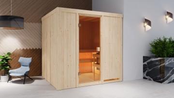 Aktion Sauna 68mm Systenbau