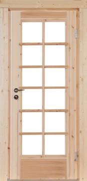 Gartenhaus Türen