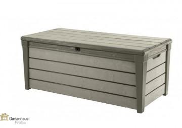 Tepro Kunststoff Aufbewahrungsbox Brushwood Box 455 Liter