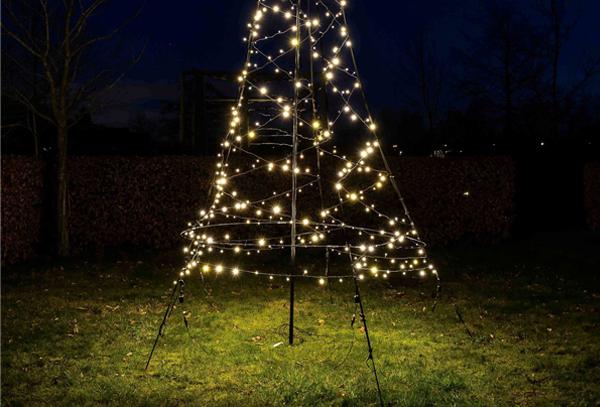 Led Licht Schoenen : Premium led weihnachtsbaum mit leds im schönen warm weiß