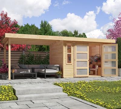 Gartenhaus Mit Lounge gartenhaus online günstig kaufen - markenqualität direkt vom werk