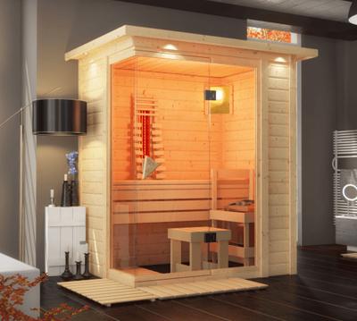 Gut gemocht Sauna kaufen: moderne Heimsauna, Gartensauna, Infrarotkabine CC56