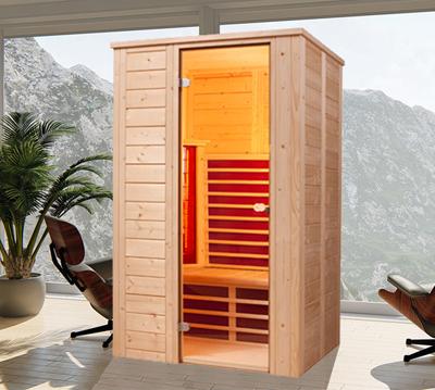 Gut bekannt Sauna kaufen: moderne Heimsauna, Gartensauna, Infrarotkabine UR49