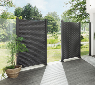 Zaun Zäune Sichtschutzzaun Gartenzaun Online Kaufen