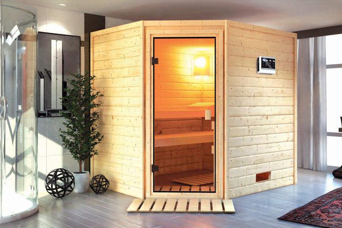 sauna f r niedrige deckenh he wenn der raum zu niedrig ist. Black Bedroom Furniture Sets. Home Design Ideas
