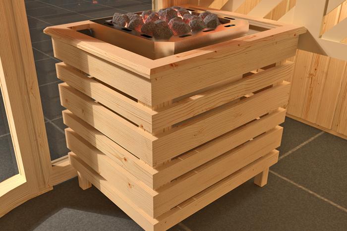 Sauna Fur Niedrige Deckenhohe Wenn Der Raum Zu Niedrig Ist