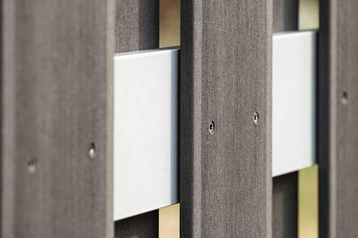 wood plastik composites englisch fur holz kunststoff verbundwerkstoffe ist ein beliebtes material fur zaune aller art es ist pflegeleicht und langlebig