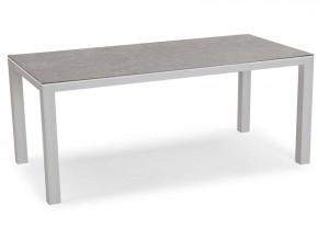 Best Tisch Houston 210x90cm silber/anthrazit
