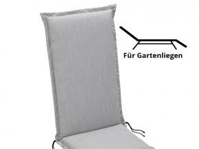 Best Rolliegenauflage STG 190x60x7cm D.1920 Grau