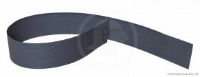 Sichtschutzstreifen-  10 Stück  Blickdicht pro easy anthrazitgrau