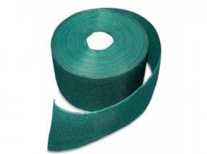 Sichtschutzstreifen Folie zaun-tex - moosgrün