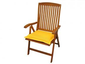 Gartenmöbel Sitzkissen Premium extra dick - Farbe: gelb