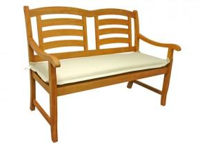 Gartenmöbel Bankauflage Premium extra dick - Farbe: beige