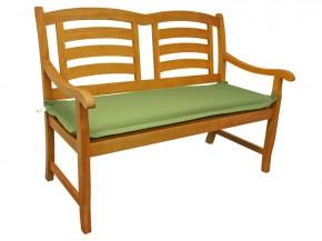 Gartenmöbel Bankauflage Premium extra dick - Farbe: grün