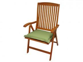 Gartenmöbel Sitzkissen Premium extra dick - Farbe: grün