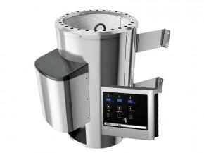Aktion-Saunaofen: 3,6 kW inkl. Steuergerät 230 V Plug & Play inkl. Saunasteine