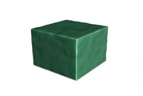 Rattan Schutzhülle Espace Sofa Ecke 92 x 92 x 65 - Farbe grün