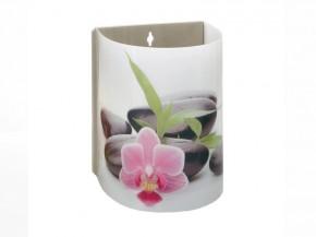 Eliga Blendschirme für Saunaleuchten Motiv Orchidee